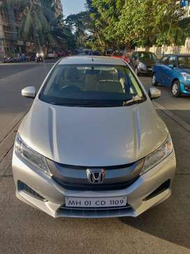 Honda City S, 2015, Petrol