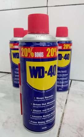 pelumas spray WD40