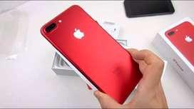 Iphone 7 Plus 128 Fullset hadiah kantor