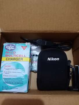 Nikon a10 camera in very ecellent condition only 1 months old