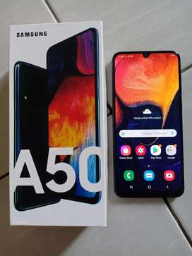 Samsung A50 Black 6/128GB
