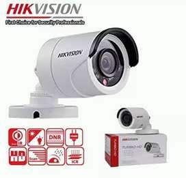 PUSAT MURMER KAMERA CCTV FULL HIKVISION 4 CHANNEL