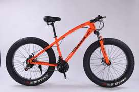 NEW FATBIKE WITH 21 GEARS