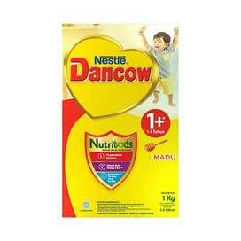 Dancow 1+ Madu 1kg expired masih lama
