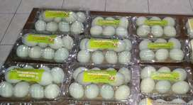Telur Asin Albumin Omega3