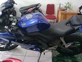 Yamaha R15 all new THN 2017 cash/kredit mulus