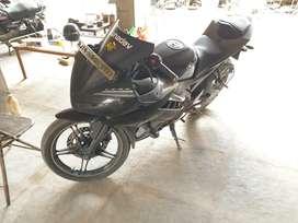 Yamaha R15 full black colour