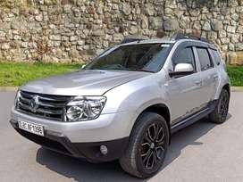 Renault Duster 110 PS RxL Diesel, 2014, Diesel