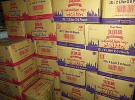 Promo Minyak Goreng Jujur 2 Liter 1 DUS