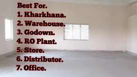 North Nazimabad Commercial Space Godown Warehouse Distributor Office