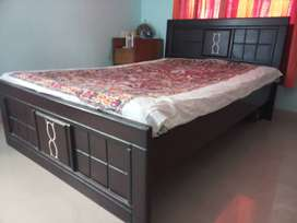 Wooden Cot for Sale.