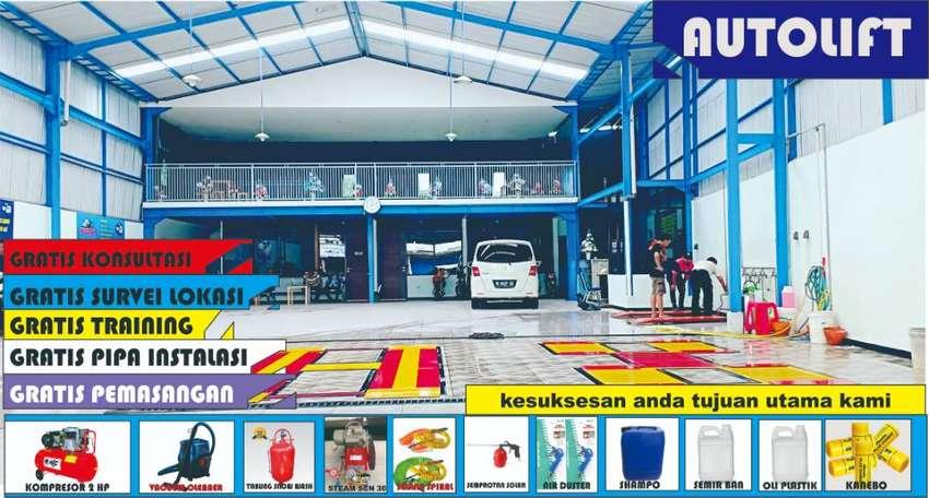 pabrik alat cuci mobil hidrolik, hidrolis mobil H bergaransi 5 tahun 0