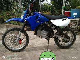 Yamaha fizr modif trail