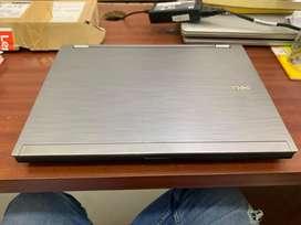 Intel core i5 processor Dell latitude Laptop