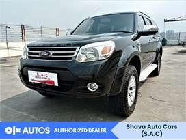 [OLXAutos] Ford Everest 2013 XLT 2.5 Diesel Hitam #Shava