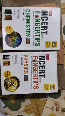 NEET & JEE BOOKS