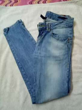 Jeans wrangler ( molly ) low waist size 26