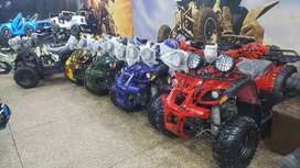 Branded Brand new zero meter 125cc Quad ATV BIKE 4 sell deliver pak