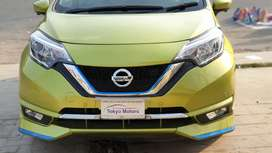 Nissan note medalist sports package
