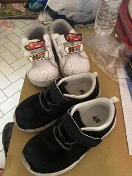 Sepatu anak size 28 hnm malang