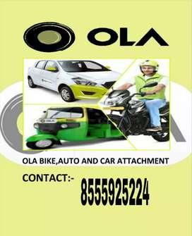 Ola bick,auto and car attachment
