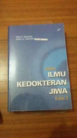 Buku Kedokteran Jiwa