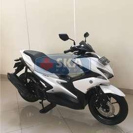 Yamaha Aerox 155 S Tahun 2017 Termurah & Bergaransi