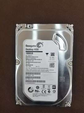 Seagate desktop HDD 1000GB