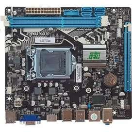 H61 motherboard