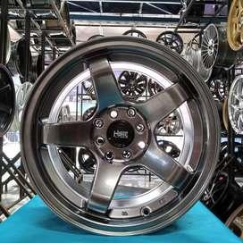 Velg Racing Ring 15 Advan TC3 Buat Jazz Mobilio Yaris Swift Ignis