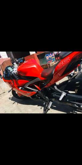 Aapche RR310 in excllent condition 2018 model