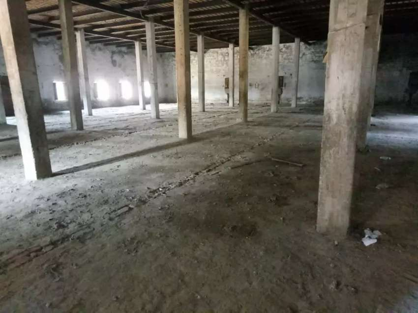 Hall for factory or godown 0