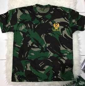 Kaos Loreng TNI AD