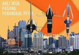 agen jual instalasi jasa pasang penangkal petir Bandung