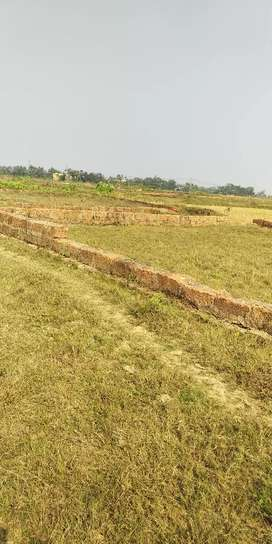Pure investment plot sale in OEC College bbsr