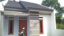 Rumah tipe 45/75 kpr daerah Citayam