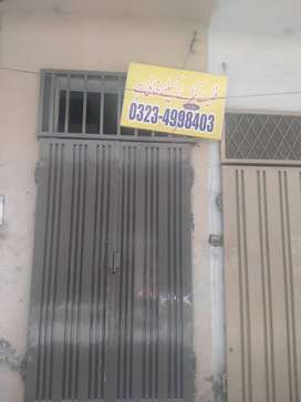Flat available for rent in E block market marghzar colony lhr.