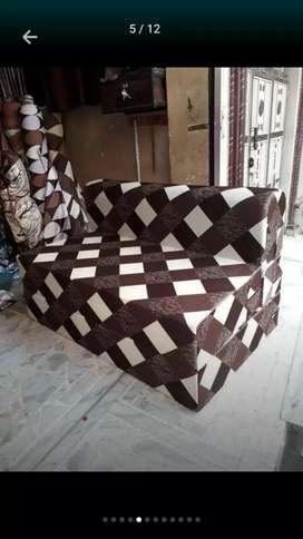 Bed bhi sofa bhi(free home delivery)