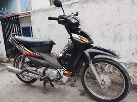 Honda Supra fit 2005 full original. Mesin halus stater hidup