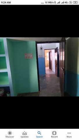 Single room for girl and boy