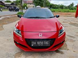 Honda CRZ 1,5 Thn 2013 Metik