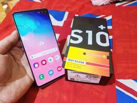 Samsung S10Plus Prims white Sein