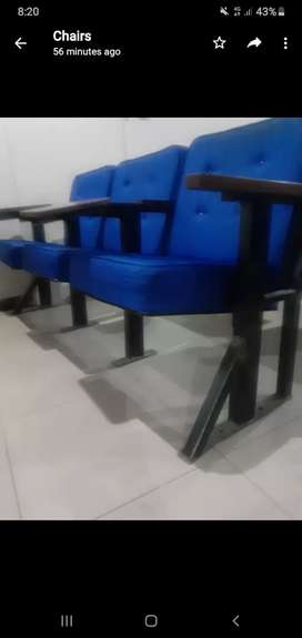 College sofa chairs bilkul ok condition mai hy serious byers contact