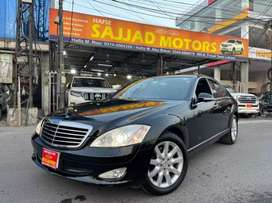 Mercedes Benz S Class Luxury Car S350 Total Genuine Condition