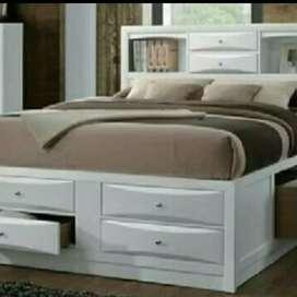 Tempat tidur 200x180