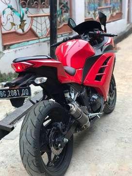 Ninja 250 fi /2016/ km 3500