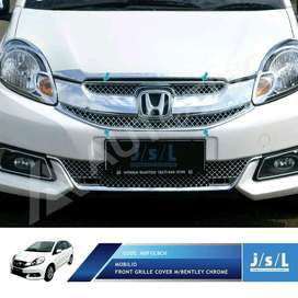 Front Grill Honda Mobilio Bentley Style