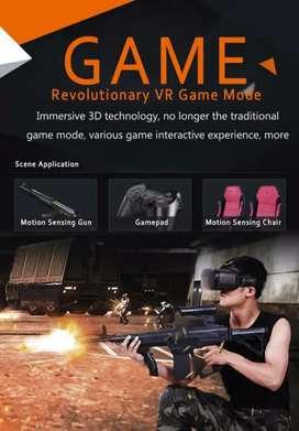 DEEPOON E2 Virtual Reality 3D PC Glasses. Used condition