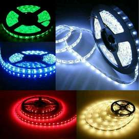 HS lampu led strip waterproof 3528 / 2835 IP44