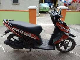 Honda Vario cw tahun 2014 plat AB Bantul